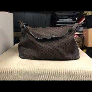 Gucci Guccisma Duffle bag